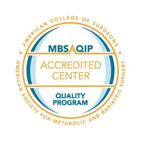 Bariatric Accreditation Program Seal
