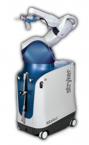 Mako Robotic-Arm Assisted Technology